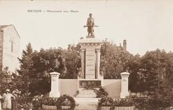 Monument aux morts de 14-18 – Matour