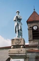 Monument aux morts de 14-18 – Mayres