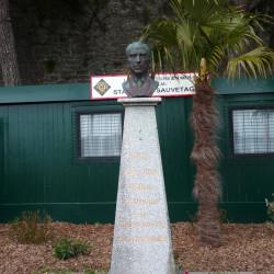 Monument à Paul Crolard – Quai de la Perle – Dinard