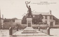 Monument aux morts de 14-18 – Randan