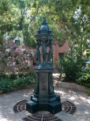 Fontaine Wallace – Place Laganne – Toulouse