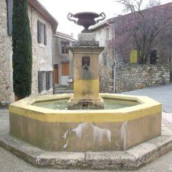 Fontaine de la Placeto – Gignac
