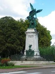 Monument des soldats de la Haute-Marne tués à l'ennemi – Chaumont