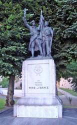 Monument aux morts – Dinan