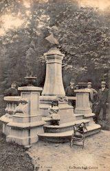 Monument à Sadi Carnot (Détruit) (Fondu) – Maubeuge