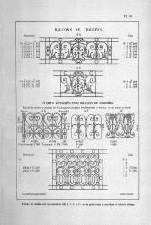 CAP_PL0038 – Balcons de croisées et motifs détachés