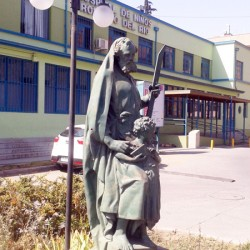 Saint Joseph, éducation du Christ – Hospital de Niños Roberto del Río – Santiago de Chile