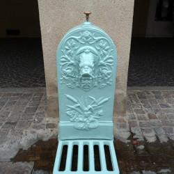 Fontaine à boire – Place Dom Devic – Sorèze