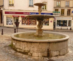 Fontaine – Sézanne