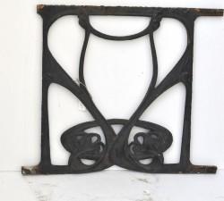 Balcon de croisée– Guimard – Musée – Saint-Dizier