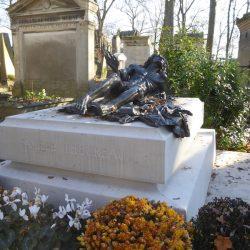 Tombe de la famille Theureau – Cimetière du Père Lachaise – Paris (75020)