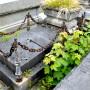 Ornements de sépulture (entourages) - Division 92 - Cimetière du Père Lachaise - Paris (75020) - Image13