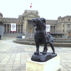 Lion – León – Paseo de los Heroes Navales – Lima
