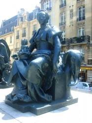 L'Asie – Les continents – Musée d'Orsay – Paris (75007)