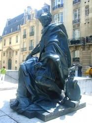 L'Europe – Les continents – Musée d'Orsay – Paris (75007)