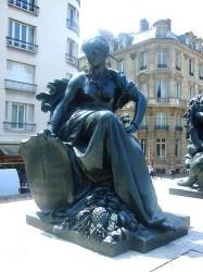 L'Amérique du sud- Les continents – Musée d'Orsay – Paris (75007)