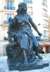 L'Océanie – Les continents – Musée d'Orsay – Paris (75007)