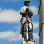 Poilu – Monument aux morts – Fouilloy