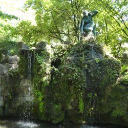 Nymphe la Source – Fontaine – Jardin des plantes – Le Mans