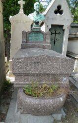 Buste d'Alfred Thuillier – Cimetière du Père Lachaise – Paris (75020)