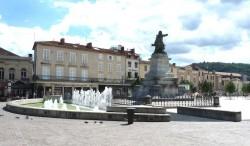Monument à Gambetta – Cahors