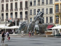 Fontaine Bartholdi – Lyon