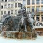 Fontaine Bartholdi - Lyon - Image1