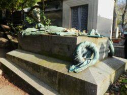 Monument à Félix Faure – Cimetière du Père Lachaise – Paris (75020)