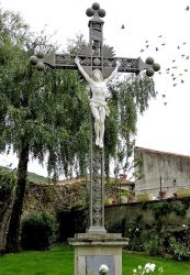 Christ en croix – Sorèze
