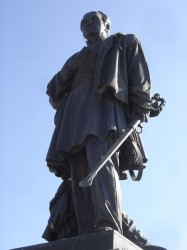 Statue du Maréchal Bugeaud – Excideuil