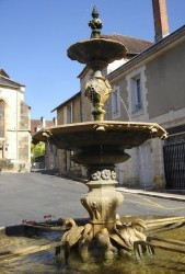 Fontaine Bugeaud – Excideuil