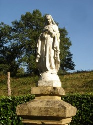 Vierge – Saint-Sulpice-d'Excideuil