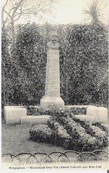 Monument à Albert Saisset (Fondu) – Perpignan