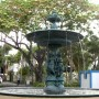 Fontaine de la cathédrale  - Saint-Denis de la Réunion - Image1