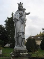 Vierge à l'enfant – Targé
