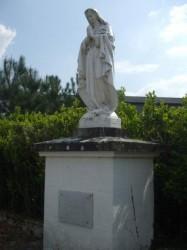 Vierge – Saint Sauveur la Foucaudière