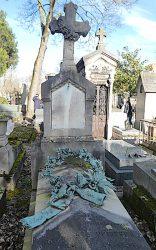 Sépulture de la famille Pfeiffer – Cimetière du Père-Lachaise – Paris (75020)