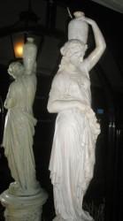 Statue – Casa de Arte e Cultura Julieta de Serpa – Rio de Janeiro
