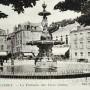 Fontaine des trois grâces - Guéret - Image2
