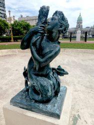 Sirène – Plaza del Congreso – Buenos Aires