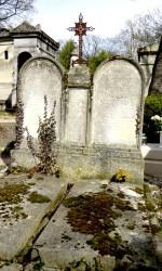 Tombe de la famille Jourdain – Cimetière du Père-Lachaise – Paris (75020)
