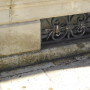Panneaux de porte, battement, heurtoirs, marquise - Villeneuve sur Lot - Image5
