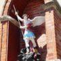 Statue de Saint-Michel - Evreux - Image3