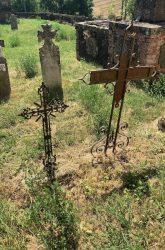 Croix funéraires – Cimetière – La Vinouse – Verlhac-Tescou