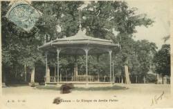 Kiosque à musique – Parc du Thabor – Rennes