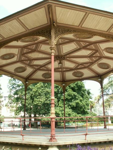 kiosque musique parc du thabor rennes. Black Bedroom Furniture Sets. Home Design Ideas