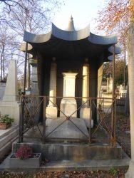 Tombe d'Alexandre Joseph Rouillé – Cimetière du Père-Lachaise – Paris (75020)