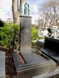 Sépulture de la famille Reinhart – Cimetière du Père-Lachaise – Paris (75020)
