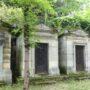 Portes de chapelles sépulcrales  - Division 18 - Cimetière du Père Lachaise - Paris (75020) - Image5