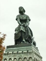 Monument à Jeanne d'Arc – Le Crotoy